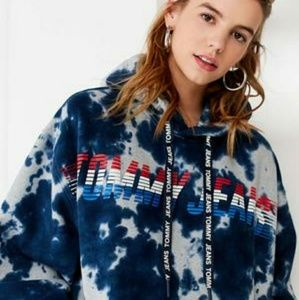Tommy Hilfiger x Urban Outfitters Acid Wash Hoodie